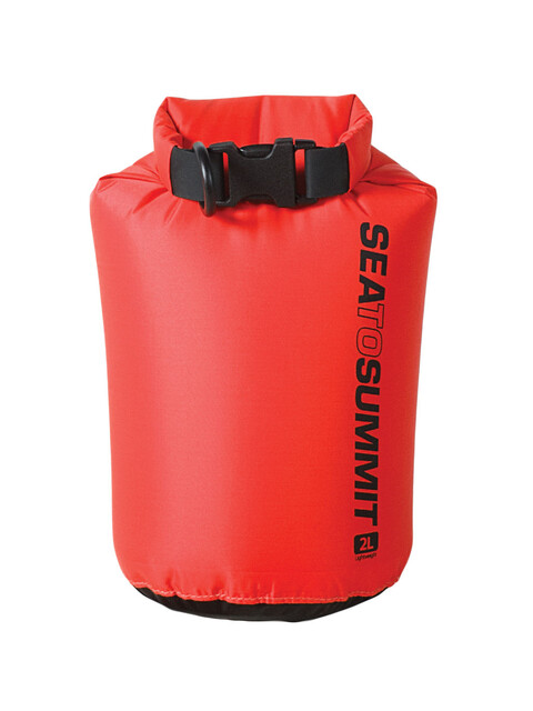 Sea to Summit Lightweight Dry Sack 2 L red